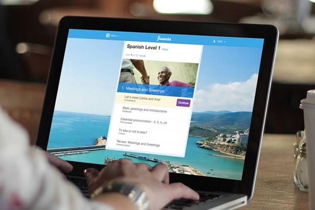 Fluencia screenshot